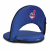 Picnic Time Oniva Seat - Navy Blue Cleveland Indians
