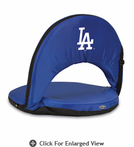 Picnic Time Oniva Seat - Navy Blue Los Angeles Dodgers