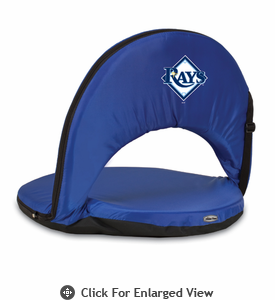 Picnic Time Oniva Seat - Navy Blue Tampa Bay Rays