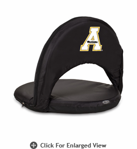 Picnic Time Oniva Seat Sport - Black Appalachian State Mountaineers