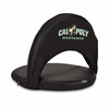 Picnic Time Oniva Seat Sport - Black Cal Poly Mustangs