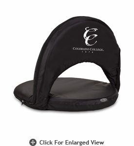Picnic Time Oniva Seat Sport - Black Colorado College Tigers