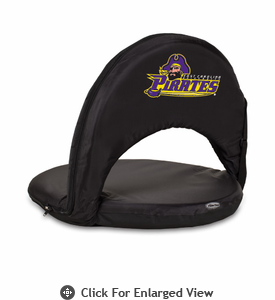 Picnic Time Oniva Seat Sport - Black East Carolina Pirates