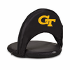 Picnic Time Oniva Seat Sport - Black Georgia Tech Yellow Jackets