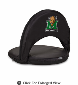 Picnic Time Oniva Seat Sport - Black Marshall University Thundering Herd