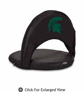 Picnic Time Oniva Seat Sport - Black Michigan State Spartans