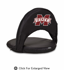 Picnic Time Oniva Seat Sport - Black Mississippi State Bulldogs