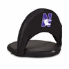 Picnic Time Oniva Seat Sport - Black Northwestern University Wildcats