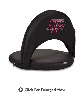 Picnic Time Oniva Seat Sport - Black Texas A & M Aggies