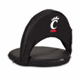 Picnic Time Oniva Seat Sport - Black University of Cincinnati Bearcats