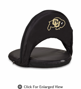 Picnic Time Oniva Seat Sport - Black University of Colorado Buffaloes