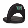 Picnic Time Oniva Seat Sport - Black University of Hawaii Warriors
