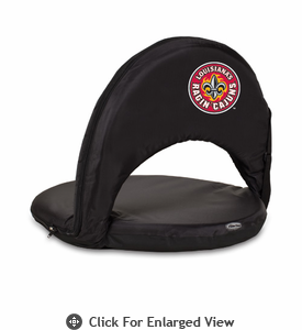 Picnic Time Oniva Seat Sport - Black University of Louisiana Ragin Cajuns