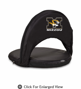 Picnic Time Oniva Seat Sport - Black University of Missouri Tigers