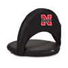Picnic Time Oniva Seat Sport - Black University of Nebraska Cornhuskers