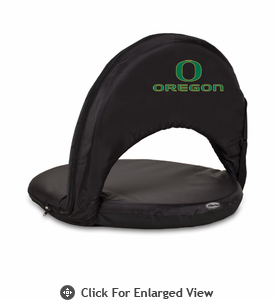 Picnic Time Oniva Seat Sport - Black University of Oregon Ducks