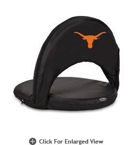 Picnic Time Oniva Seat Sport - Black University of Texas Longhorns