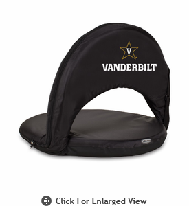 Picnic Time Oniva Seat Sport - Black Vanderbilt University Commodores