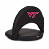 Picnic Time Oniva Seat Sport - Black Virginia Tech Hokies