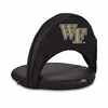 Picnic Time Oniva Seat Sport - Black Wake Forest Demon Deacons