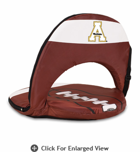 Picnic Time Oniva Seat Sport Football Appalachian State Mountaineers