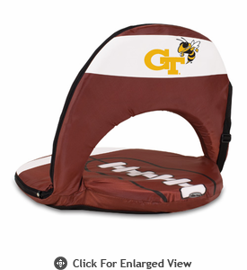 Picnic Time Oniva Seat Sport Football  Georgia Tech Yellow Jackets