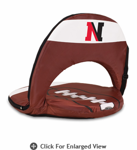 Picnic Time Oniva Seat Sport Football  Northeastern University Huskies