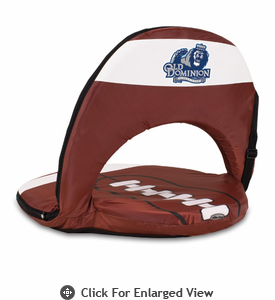 Picnic Time Oniva Seat Sport Football  Old Dominion Monarchs