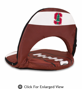 Picnic Time Oniva Seat Sport Football  Stanford University Cardinal