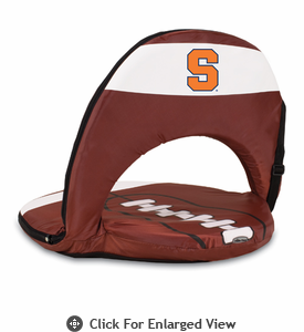 Picnic Time Oniva Seat Sport Football  Syracuse University Orange