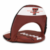 Picnic Time Oniva Seat Sport Football  Texas Tech Red Raiders