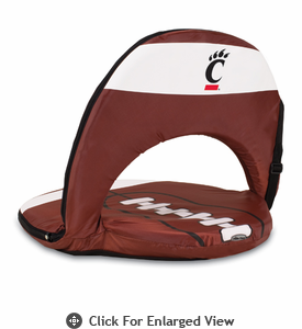 Picnic Time Oniva Seat Sport Football  University of Cincinnati Bearcats