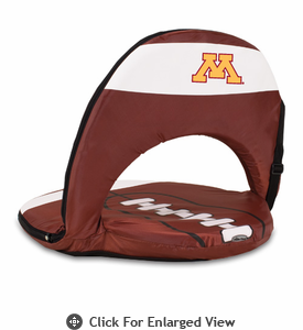 Picnic Time Oniva Seat Sport Football  University of Minnesota Golden Gophers