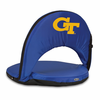 Picnic Time Oniva Seat Sport - Navy Blue Georgia Tech Yellow Jackets