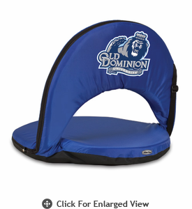 Picnic Time Oniva Seat Sport - Navy Blue Old Dominion Monarchs