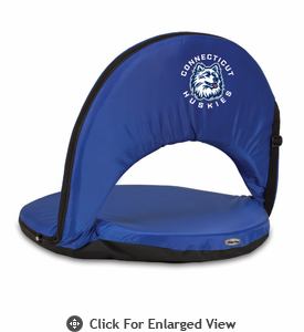 Picnic Time Oniva Seat Sport - Navy Blue University of Connecticut Huskies