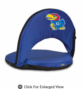 Picnic Time Oniva Seat Sport - Navy Blue University of Kansas Jayhawks