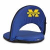 Picnic Time Oniva Seat Sport - Navy Blue University of Michigan Wolverines