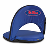 Picnic Time Oniva Seat Sport - Navy Blue University of Mississippi Rebels