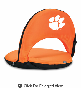 Picnic Time Oniva Seat Sport - Orange Clemson University Tigers