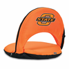 Picnic Time Oniva Seat Sport - Orange Oklahoma State Cowboys