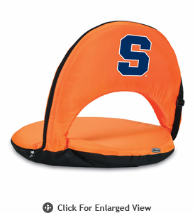 Picnic Time Oniva Seat Sport - Orange Syracuse University Orange