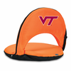 Picnic Time Oniva Seat Sport - Orange Virginia Tech Hokies