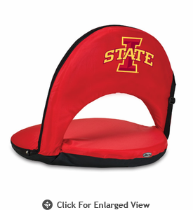 Picnic Time Oniva Seat Sport - Red Iowa State Cyclones