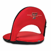 Picnic Time Oniva Seat Sport - Red Texas Tech Red Raiders