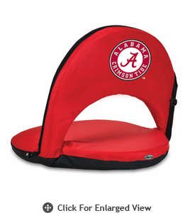 Picnic Time Oniva Seat Sport - Red University of Alabama Crimson Tide