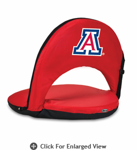 Picnic Time Oniva Seat Sport - Red University of Arizona Wildcats