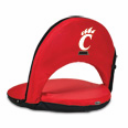 Picnic Time Oniva Seat Sport - Red University of Cincinnati Bearcats
