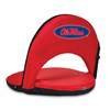 Picnic Time Oniva Seat Sport - Red University of Mississippi Rebels