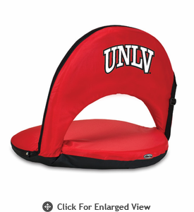 Picnic Time Oniva Seat Sport - Red University of Nevada LV Rebels